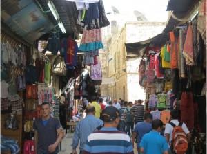 Jerusalem Shopping