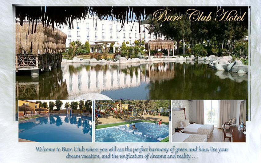 Burc Club Hotel Izmir