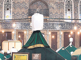 Visiting the Tombs of the Sahaba in Istanbul