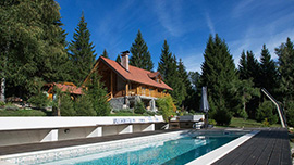 Villa Carobna koliba