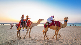 Abu Dhabi Family Fun Tour