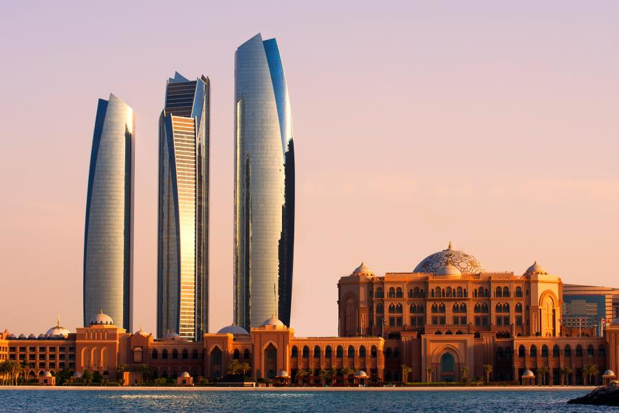 Abu Dhabi Short Stay