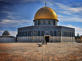 1-Night Masjid Al Aqsa Tour