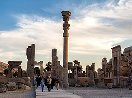 Ancient and Islamic Iran Tour
