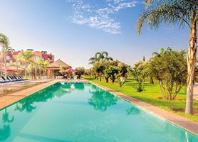 Le Vizir Center Park & Resort