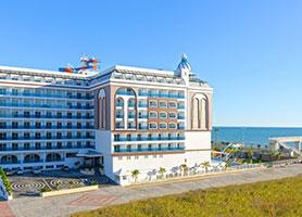 Al Bahir Deluxe Hotel & Spa