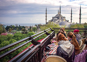 7 Days Istanbul 5 Star Private Package